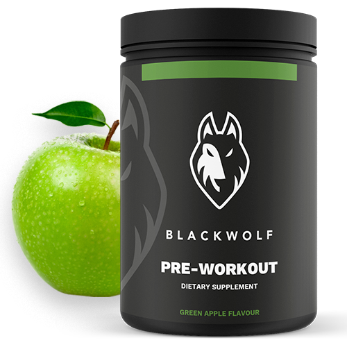 BlackWolf - best pre workout smoothie for energy